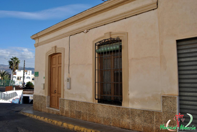 Casa de la Calle García Álvarez nº 1